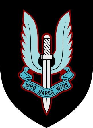 SAS徽章